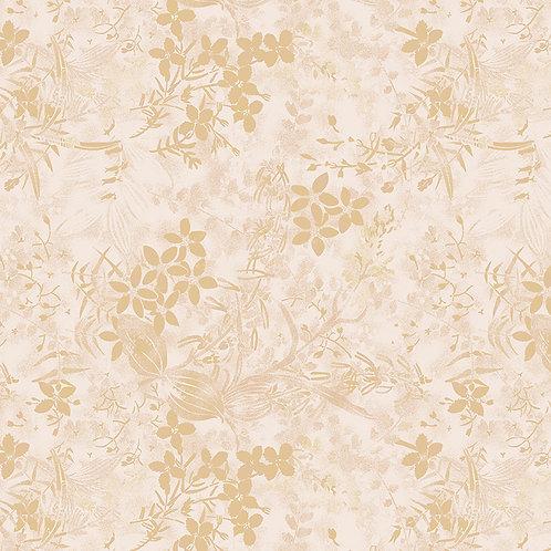 Textured Garden 6491 Latte