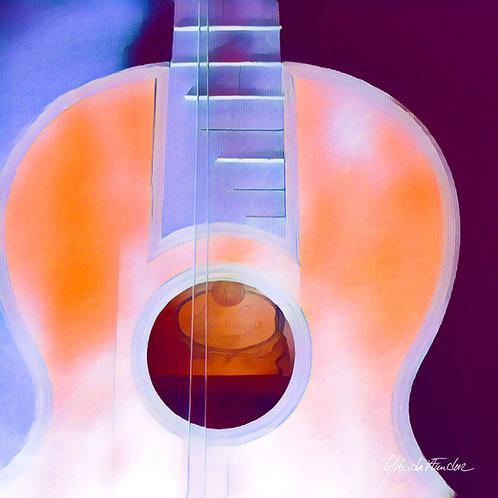 Thomas Cole's Guitar