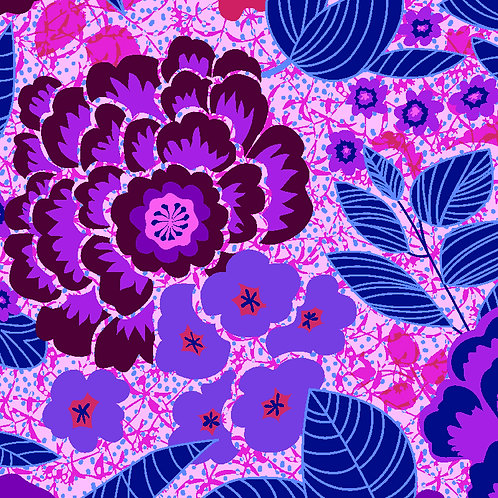 A La Mode 6705-28 Purple