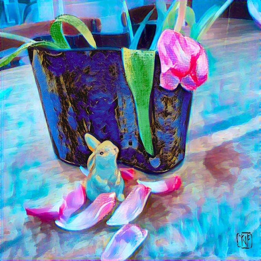 2021 Bunny Will Miss the Tulips.jpg