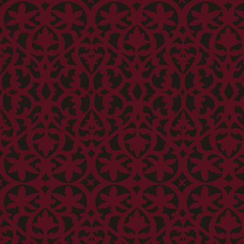Grillwork 6703-26 Burgundy