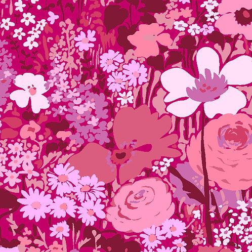 In An English Garden 6717-23 Pink