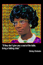 Shirley Chisholm PC Front