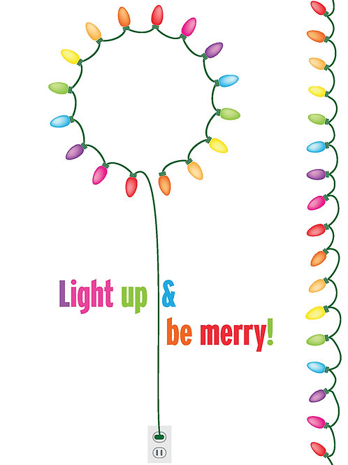 Light Up and Be Merry