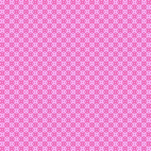 Woven check 6721-23 Pinker