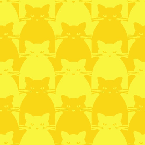 Kitty Kitty Yellow
