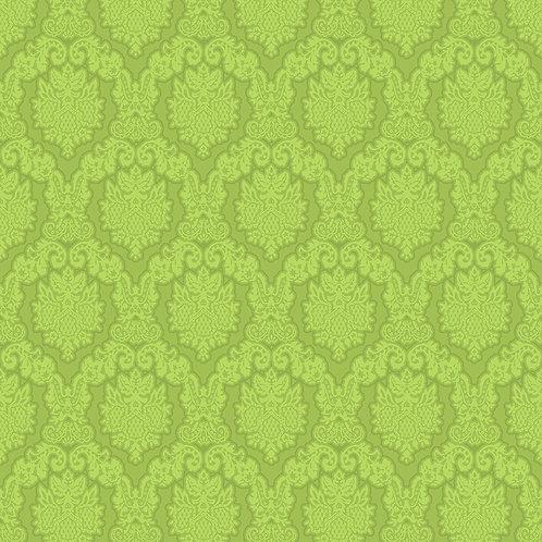 Amanda Damask 6525 green