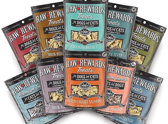 Northwest Naturals Freeze Dried Raw Rewards 1-3 oz