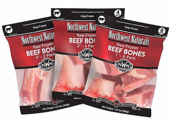 Northwest Naturals Raw Beef Marrow Bones