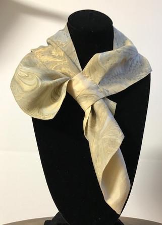Small sild scarf