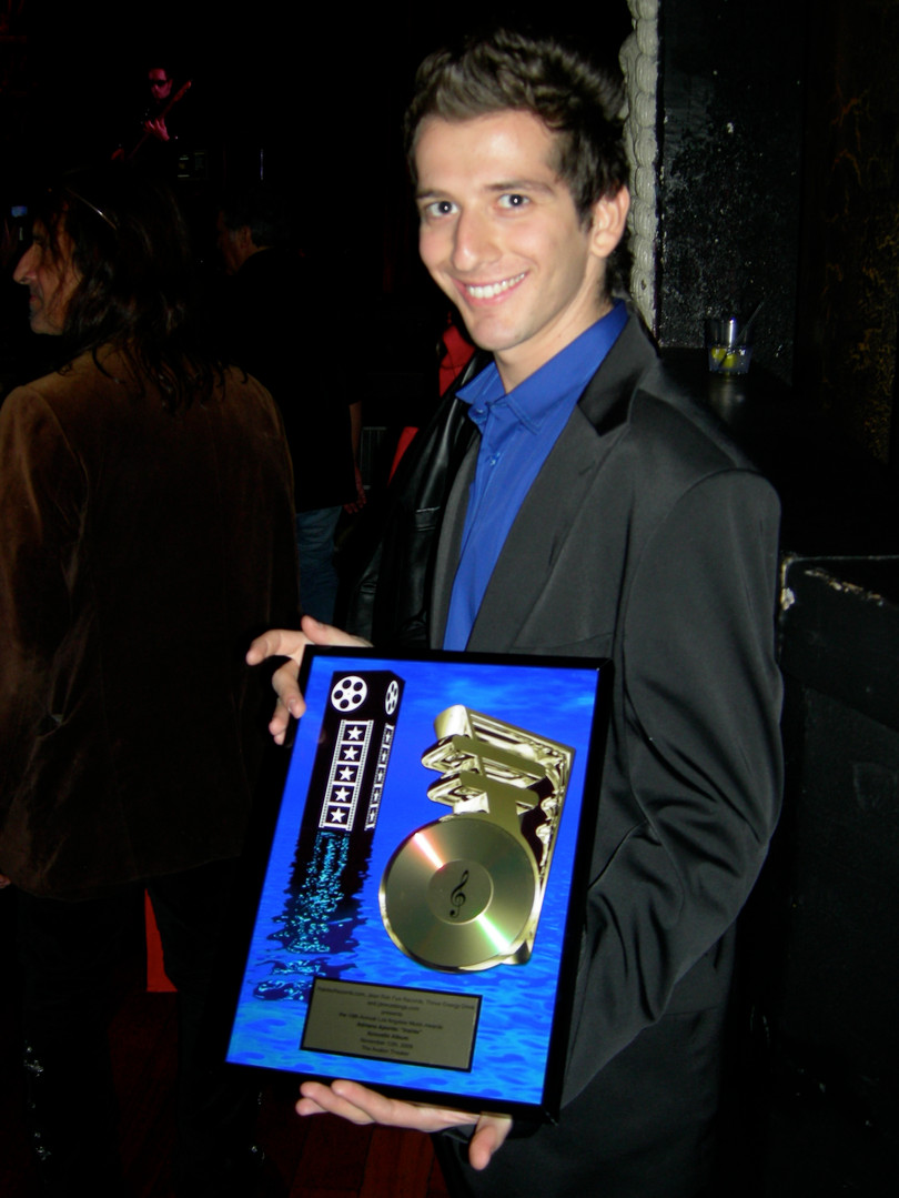 Los Angeles Music Awards 2009 Red Carpet