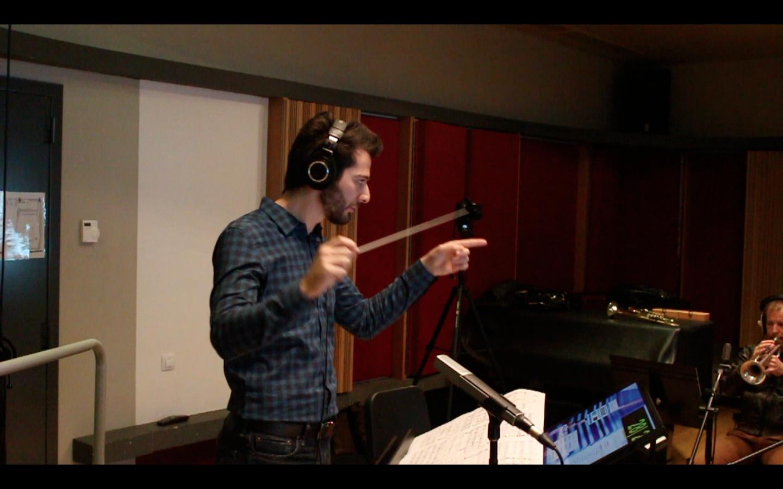 Recording a Brass Quintet