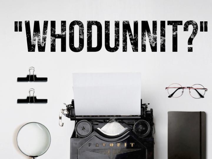 """WHODUNNIT?"" \\ Sky/SATV"