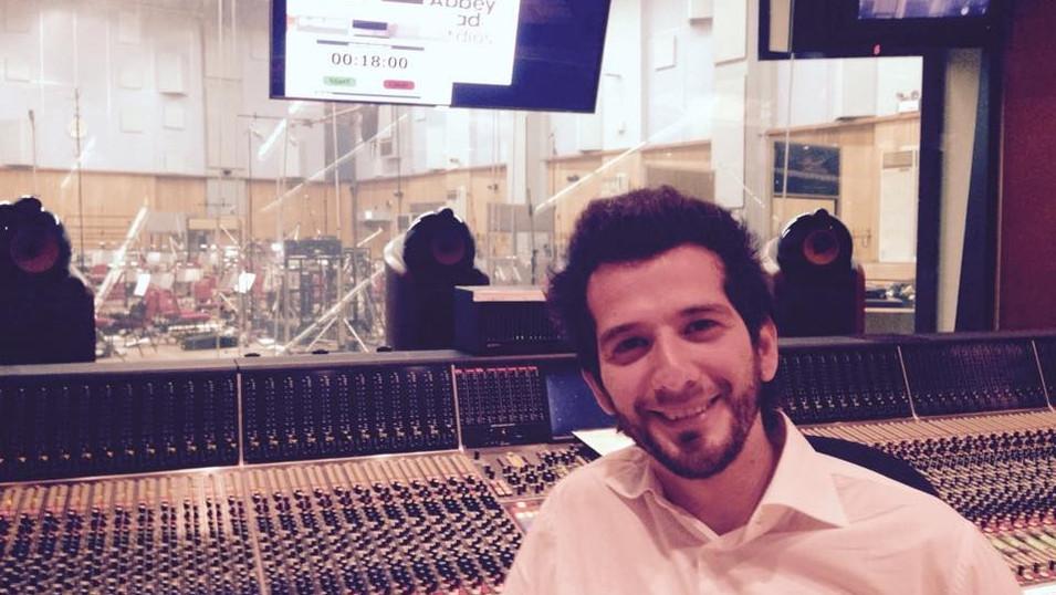 BOARDING THE ARK\\Abbey Road Studios