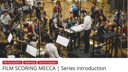 FILM SCORING MECCA \\ Film Scoring Tips