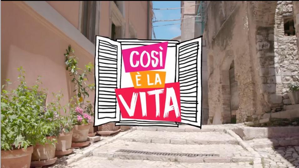 COSI' E' LA VITA\\ Rai3 ~ prime time