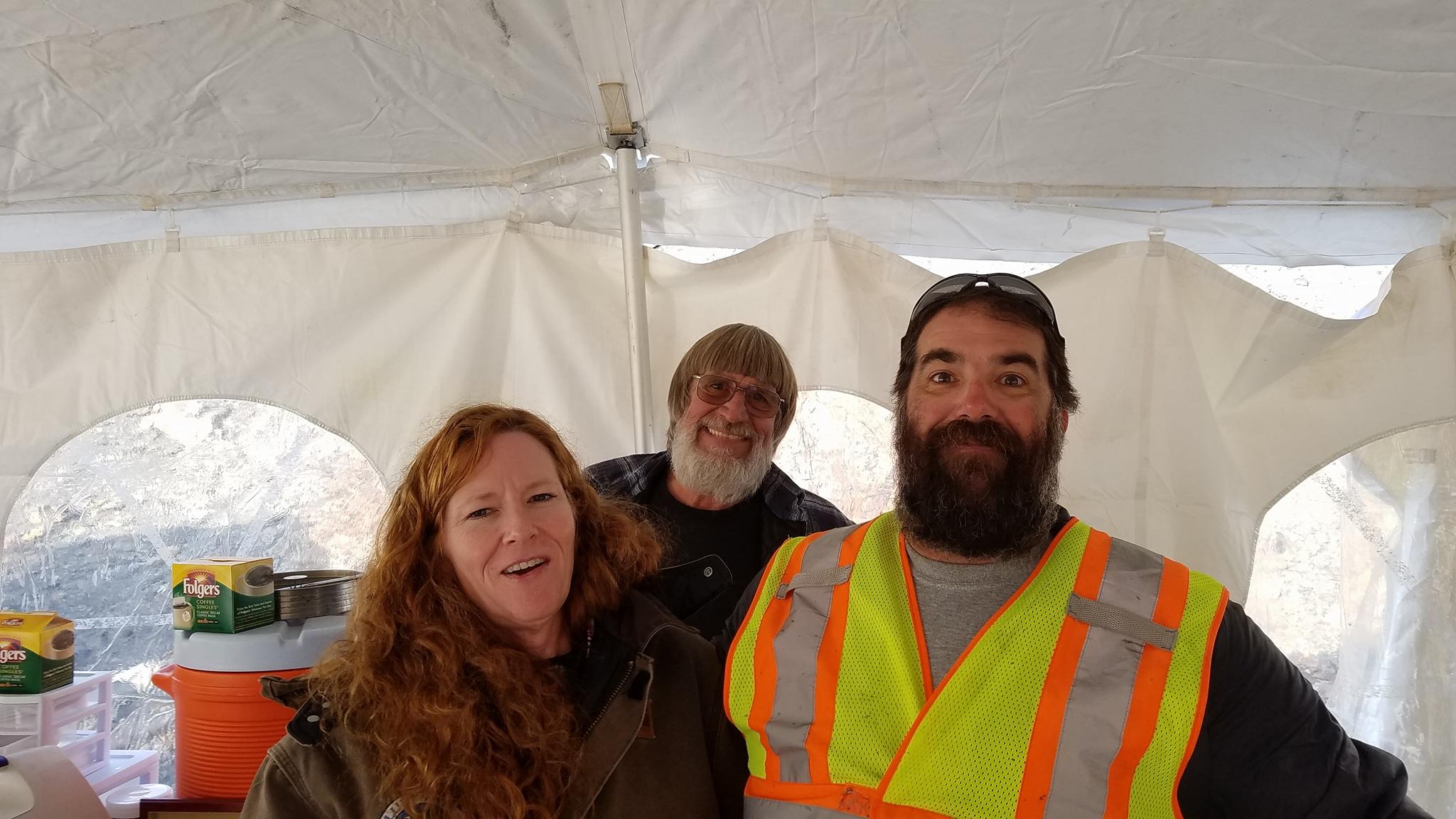 Dirty Santa Volunteers