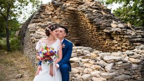 Le mariage d'Amandine & Gilles
