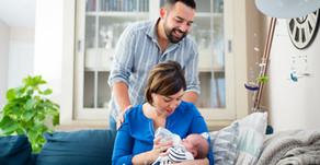 Gabriel - Séance photo Nouveau-né à domicile