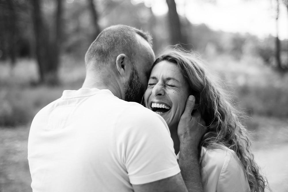 un moment de rire et de bonheur à 2
