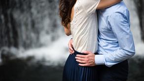 Alexandrine & Thomas - Love Session près d'une cascade