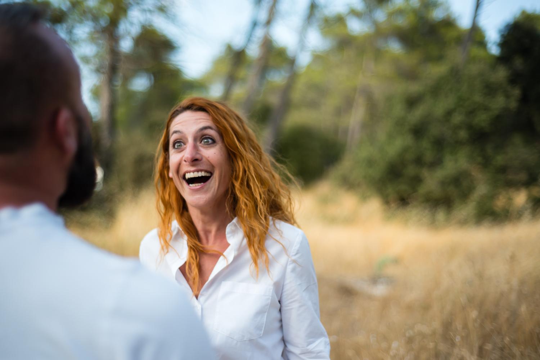 Photos de Couple - Eclat de rire