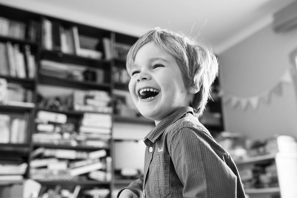 Moments du quotidien - Les rires des enfants