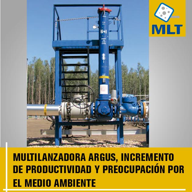 MULTILANZADORA ARGUS: Incremento de productividad y preocupación por el medio ambiente