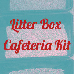 Litter Box Cafeteria Kit