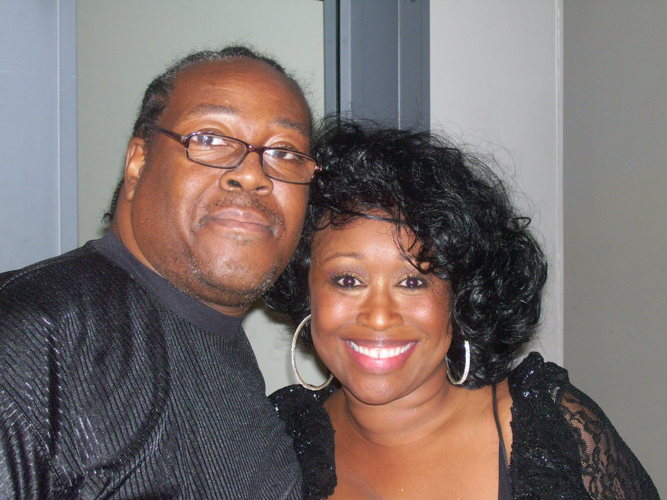 PJ WILLIS WITH TERRISSA GRIFFIN