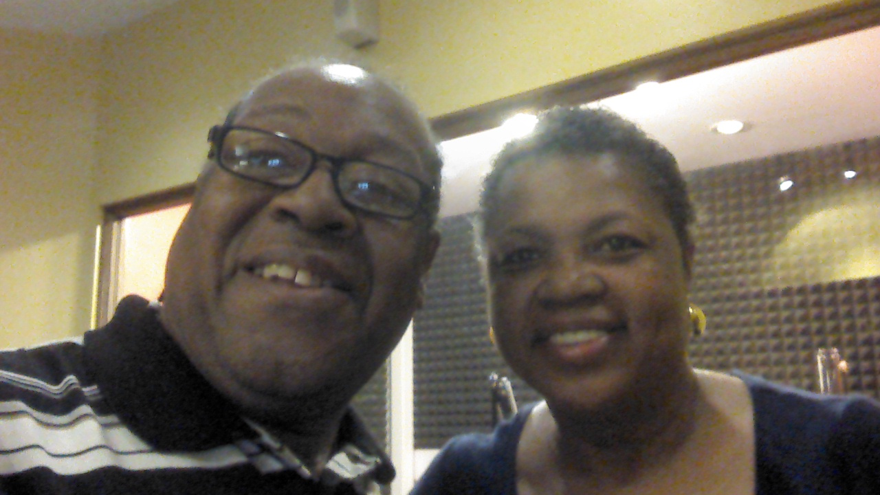 PJ WILLIS WITH PSTR JoLINDA WADE