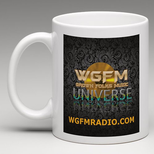 WGFM UNIVERSE & VIBE-IN MUG