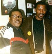 PJ WILLIS WITH ROBERT TOWNSEND