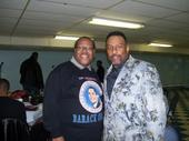 PJ WILLIS WITH CALVIN BRIDGES