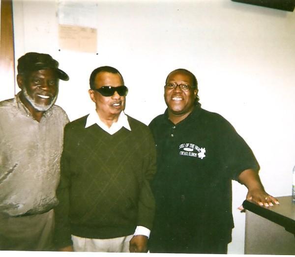 PJ WILLIS WITH RAYNARD MINER & PRESTON McAFEE