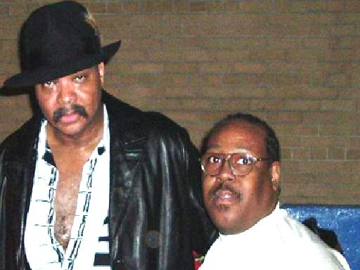 PJ WILLIS WITH MICHAEL HENDERSON