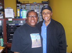 PJ WILLIS WITH DR. CHARLES G. HAYES ( JESUS CAN WORK IT OUT )