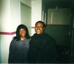 PJ WILLIS WITH CHARNELLE BROWN (A DIFFERENT WORLD)