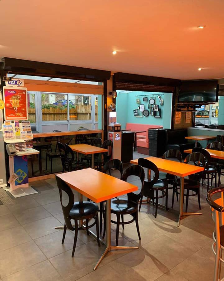Relooking Bar du centre à Val d'Anast.