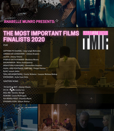 TMIF Finalists 2020