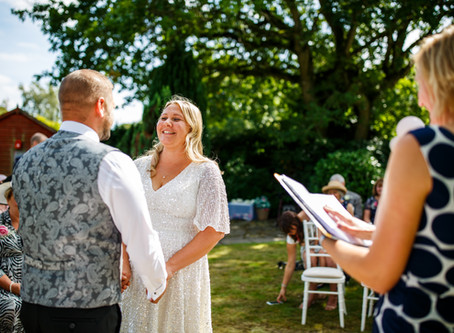 What is the difference between a Celebrant and a Registrar
