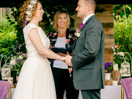 My Guide to Writing your own Wedding Vows