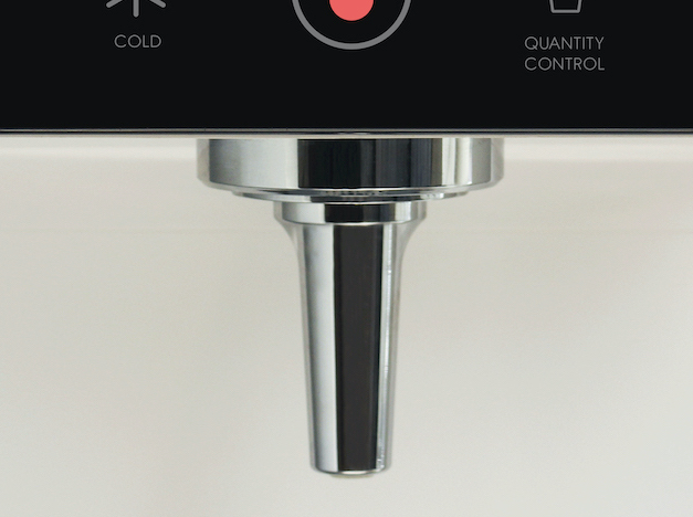 Easy Faucet Cleaning