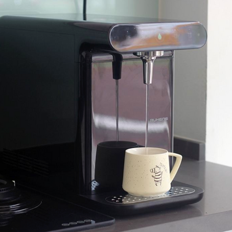 How to Brew the Perfect Cuppa with a… Water Purifier?