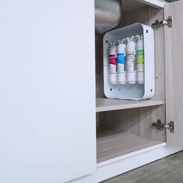 Premium 4-stage filtration system