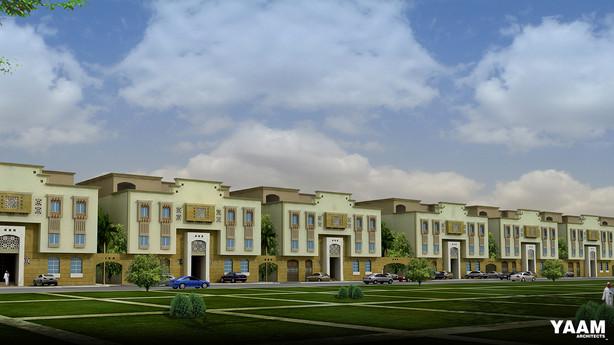 Ezdhar residential compound | Riyadh