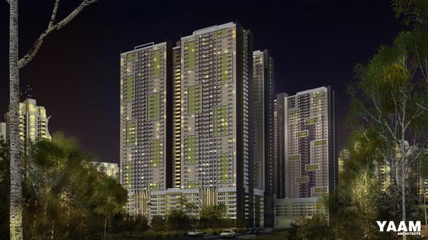 Clampang Residential Towers | Kuala lumpr