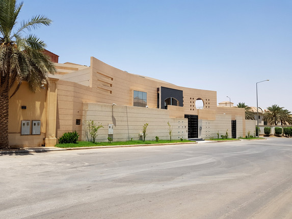 Al khaldi villa
