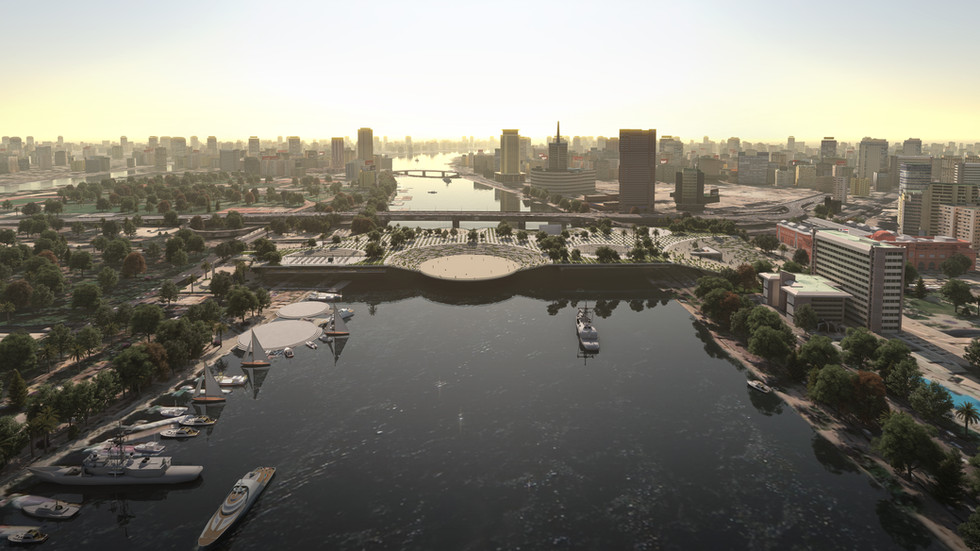 Cairo's Free Space