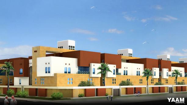 Al-Ezdhar Residential Compound | Riyadh